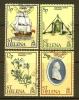 ST. HELENA 1979 Stamps James Cook CTO 313-316 # 2025 - Saint Helena Island