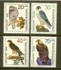 BERLIN 1973 MNH Stamp(s) Youth, Birds 442-445 #1385 - [5] Berlin