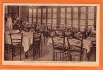 Douarnenez, Salle à Manger De L´Hôtel Des Mouettes, Plage Du Ris ( Port Offert, Free Postage ) - Douarnenez