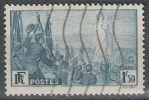 France, 1936 Peace Propaganda 1f50 Blue, Good Used - 1932-39 Peace
