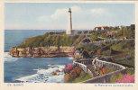 FRANCE - AK 86312 Biarritz - Le Phare Et Les Nouveaux Jardins - Biarritz