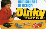 AUTOCOLLANT DINKY TOYS REF787 - Stickers