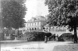 La Gare Et La Place Lafayette - Meaux
