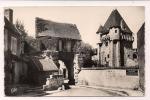 Cp , 58 , NEVERS , La Porte Du Croux , Du XIVe S. - Nevers