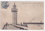 18219 Saint-Nazaire -phare Sur L'estacade Sud . C.L.C. - Saint Nazaire