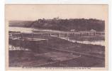 18239 OUDON - Vue Sur La Loire Et Champtoceaux - Prise De La Tour . 22 Chapeau. Train Rail Jardin Pont