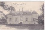 18245 SUCE CHATEAU DE MONTRETRAICT . Chateaux Loire Inférieure 915 Chapeau - France
