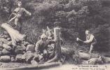 18275 Théatre Peuple Bussang (Vosges France) Chateau Hans, Acte 1 Chasseur Vert Gnomes. Notter Thillot