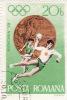 1972 Romania -  Olimpiadi Di Monaco - Pallamano