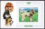 Bhutan 1973 Yv. HB 52 Non Perforated, Dog Breeds (III) MNH - Bhutan