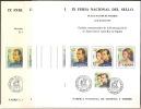 España Hoja Recuerdo 1976 HR 044 Reyes. 9 HR Mataselladas Del 8 Al 16 Inclusive. - Commemorative Panes