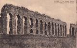 ITALIE - ROME - ROMA - Via Appia Nuova. Acquedotto. Voyagée 1913 - Roma (Rome)