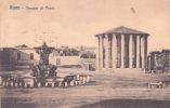ITALIE - ROME - ROMA - Templo Di Vesta. Voyagée 1918 - Roma (Rome)