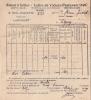 BELGIQUE :1938:lettre De Voiture-Passavant.Alcool à Brûler Pour Me Veuve Gérard,LIGNY. - Chemins De Fer