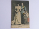 SS.MM.D.ALFONSO XIII Y D.a Victoria Eugenia - Familles Royales