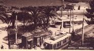 NAPOLI - MERGELLINA - STAZIONE DEL TRAM - Napoli