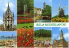 (AKE 27) Esperanto Card About The Netherlands - Esperanto
