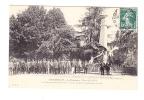 CPA - 70 - FOUGEROLLES -  Le Monument Place De La Gare - Les Vétérans Des Armées De Terre Et De Mer... - France