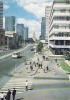 Russia-Moscou, Boulevard Kalinin + Bus+automobile, Circulé 1973 - Buses & Coaches