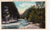 B5537 The Gore Magog River Sherbrooke Not Used Perfect Shape - Sherbrooke