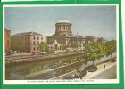THE FOUR COURTS, THE QUAYS AND RIVER LIFFEY, DUBLIN CITY,IRELAND - Dublin