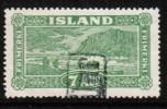 ICELAND   Scott #  144  VF USED - Iceland