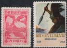 GERMANY WW I Vignettes - Deutschland