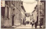 73 ( Savoie ) LES ECHELLES Les Ecoles Communales Rue De Chambéry - France