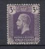 AP955 - CAYMAN 1921 , Giorgio V Yvert N. 66 . - Cayman (Isole)