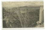 GARABIT  TRAIN SUR LE PONT  GROS PLAN  TIRAGE 1900 - Sin Clasificación