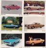 Vignettes FasPrint -Dodge - Ford Torino - Chevrolet - Plymouth Etc.... - Automobile - F1
