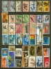 SOUTH AFRICA Collection 36 Used Large Stamps - South Africa (1961-...)