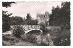 CHALLAIN LA POTHERIE, Maine Et Loire:Le Chateau Vu Du Parc; 1954; TB - France