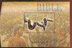 MINT NEVER HINGED SOUVENIR SHEET OF ANIMALS  #  0677-5 ( LIBERIA  2393