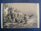 CP.....SALON DE 1906..LA PROCESSION INTERROMPUE..PAR J.ATALAYA..CIRCULEE  ECRITE SANS DATE - Malerei & Gemälde