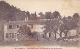 13 / LA BOUSCATIERE / PENSION DE FAMILLE AU THOLONET PAR AIX EN PROVENCE / RARE ++ - Aix En Provence