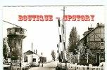 CHATEAU D'EAU à Brétigny - Passage à Niveau - Réservoir Citerne à Eau - Dos Scané - Châteaux D'eau & éoliennes