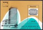 Brasil 1982 Yv. HB 52, Brasiliana ´83, Philatelic Exposition MNH - Brasil