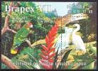 Brasil 1988 Yv. HB 75, Brapex ´VII, 7th National Philatelic Exposition, Birds And Flora MNH - Brasil