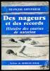 """Sport : """"Des Nageurs Et Des Records, Histoire Des Courses De Natation"""" (1961) De François Oppenheim, La Table Ronde - Natation"""