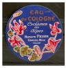 ETIQUETTE - HONORE PAYAN - EAU DE COLOGNE CYCLAMEN DES ALPES - Labels
