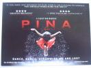 Pina Bausch Wim Wenders 3D Film Poster Postcard 2011 - Affiches Sur Carte