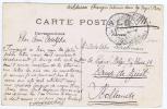 Belgium 1915 Refugies Belges Interné Au Camp De ZEIST Aux PAYS BAS, Interneringskamp Zeist Belgische Vluchtelingen