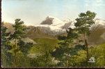 Les  Alpes- Route Napoléon, Vallée De Champsaur- Chaillol Le Vieux - Ed GAP N° 2381 - Francia
