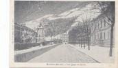 Moutiers 73 -  Les Quais En Hiver - Neige -  Imp. Ducloz - Moutiers