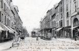 """NANCY   """"rue Des Quatres églises""""Terminus Des Tramways"""" - Nancy"""