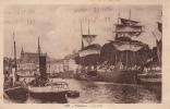 Dép. 56 - VANNES. - Le Port. Laurent-Nel. N° 250. 1939 - Vannes