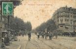 31 TOULOUSE BOULEVARD DE STRASBOURG  CARTE TOILEE - Toulouse