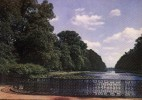 Hampton Court Palace - The Long Water N Nv - Middlesex