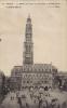 ARRAS -  SOUS LE BEFFROI DE L'HÔTEL DE VILLE AVANT LE BOMBARDEMENT  -  Guerre 1914-15 - Arras